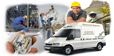 Wombourne electricians